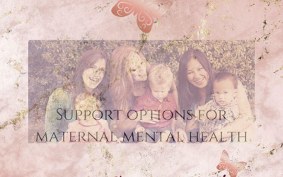 Support for Maternal Mental Health